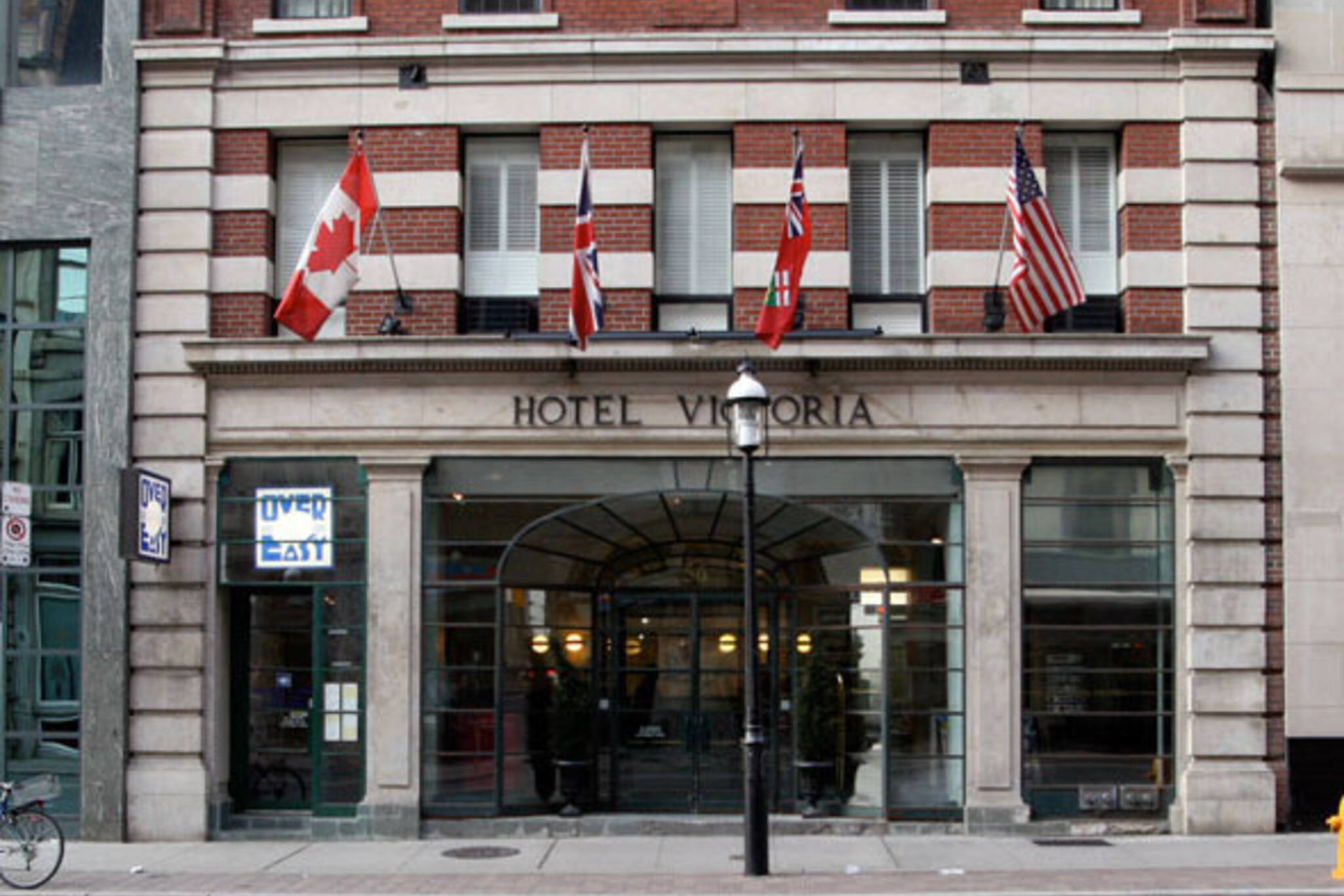 Hotel victoria blogto toronto for Best boutique hotels victoria bc