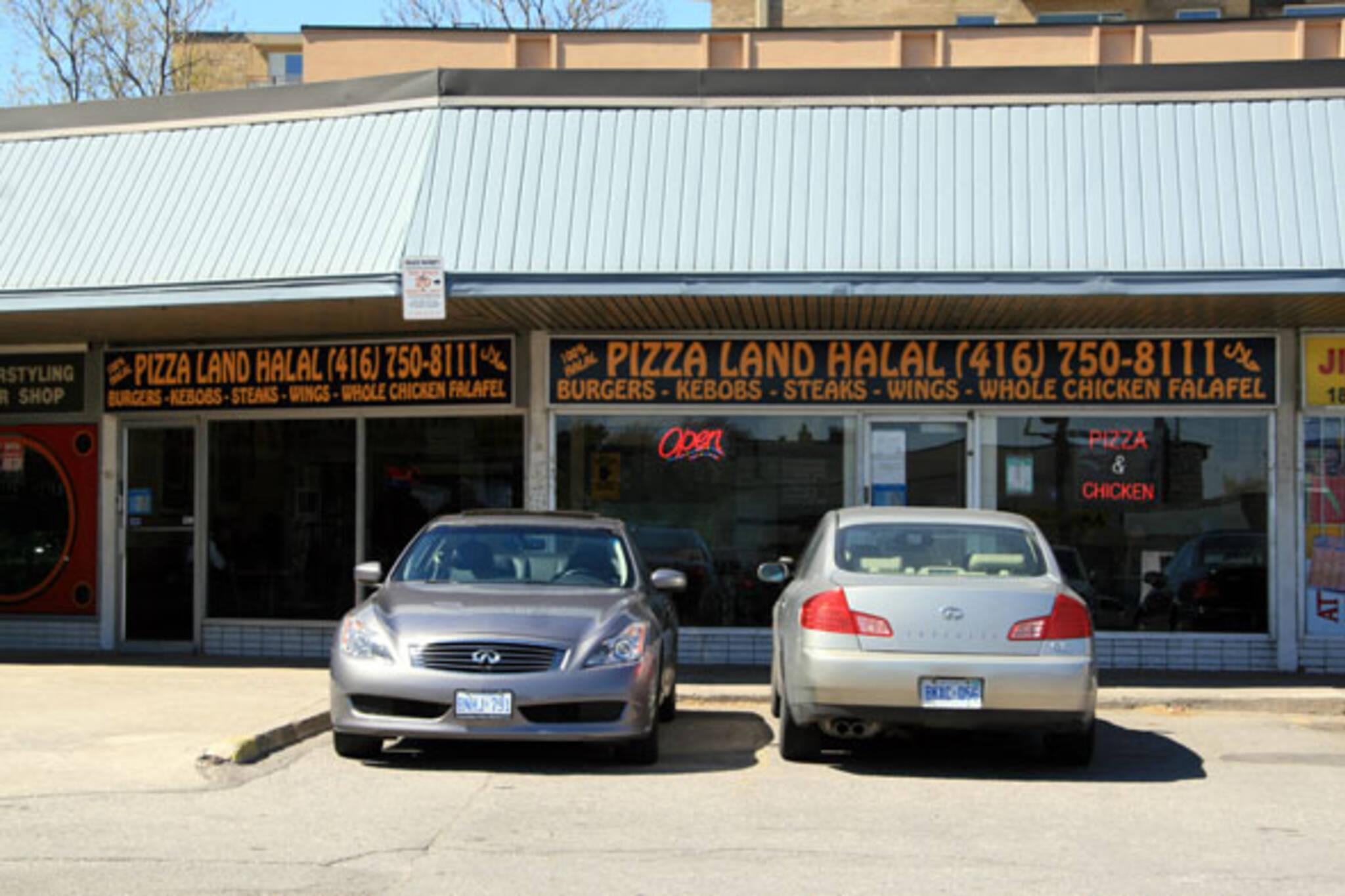 Pizza Land Halal