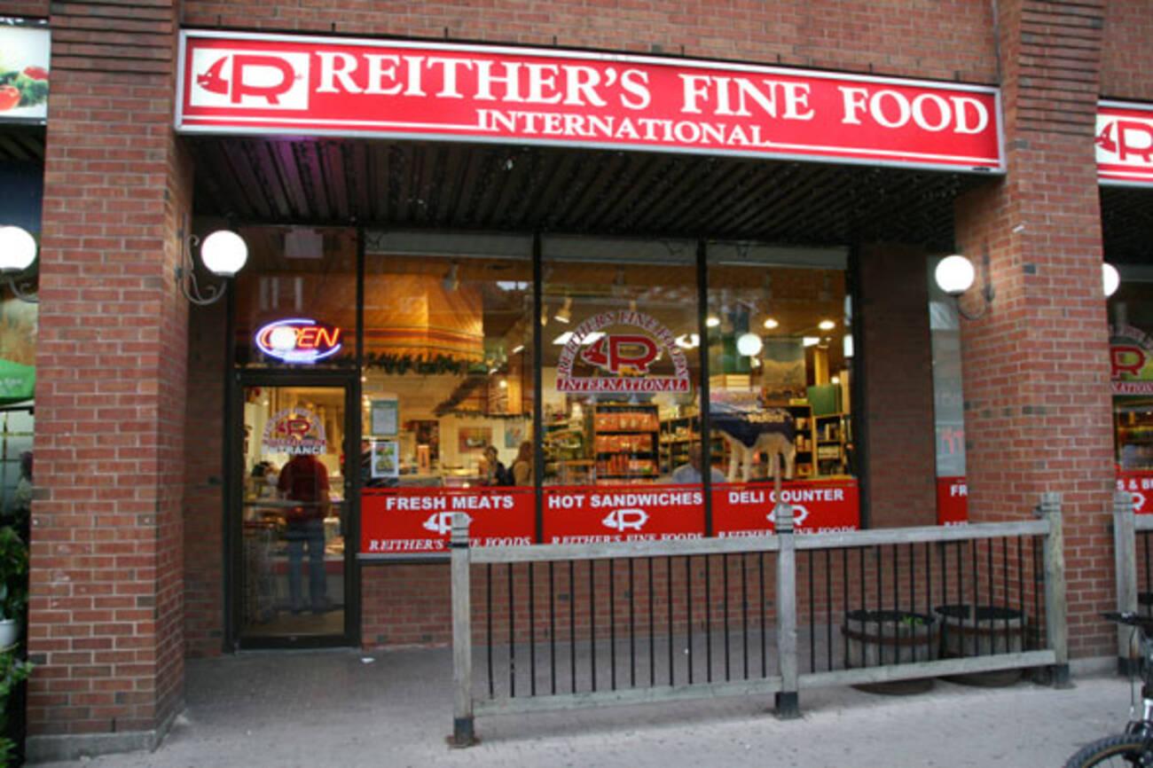 Reither 39 s fine food international closed blogto toronto for Fine decor international inc
