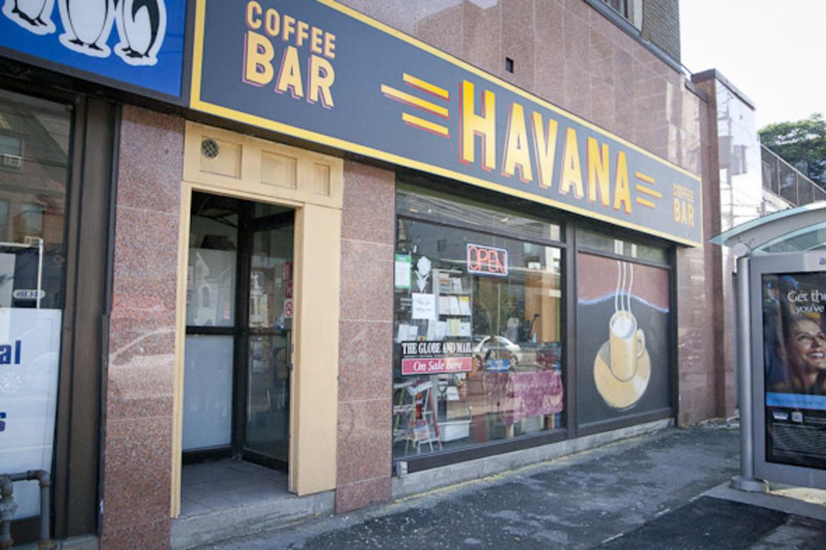 Havana Coffee Bar