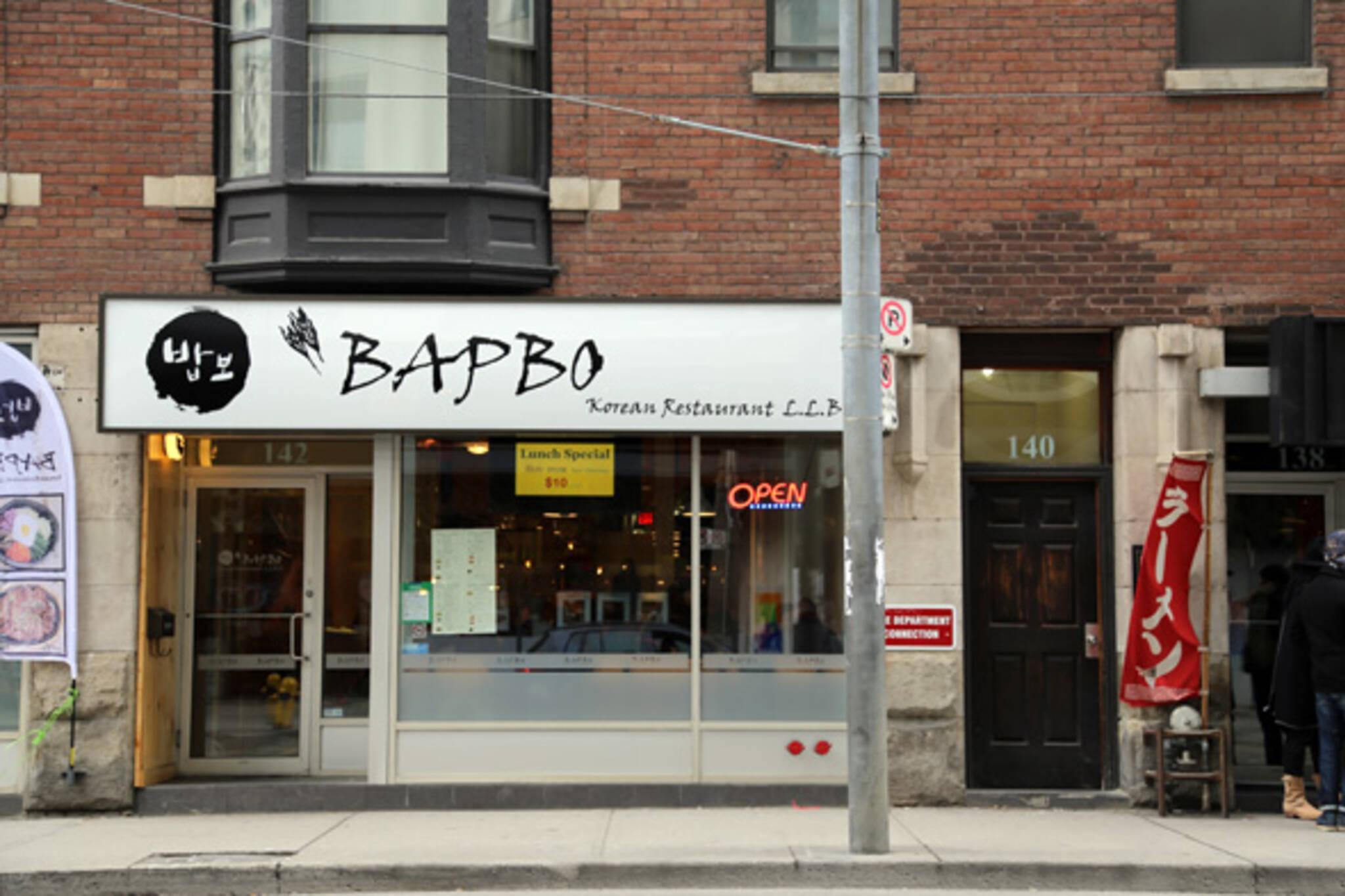 Bapbo Toronto