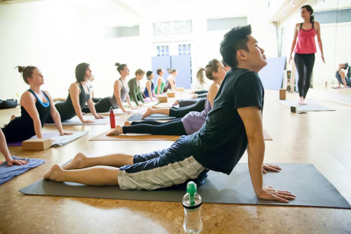 aum center yoga toronto