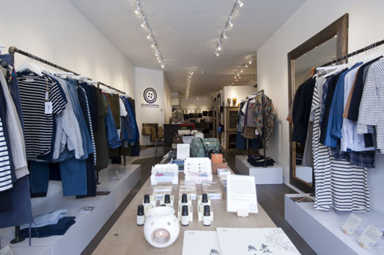 Japanese clothing stores in america