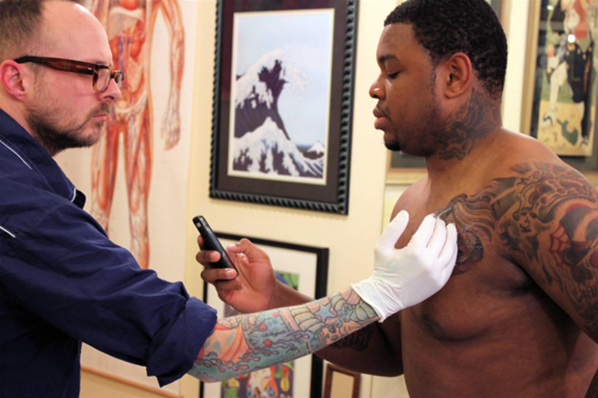 Okey Doke Tattoo Shop