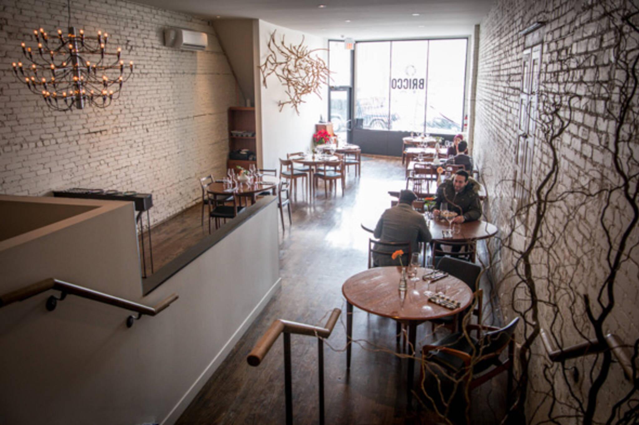 Bricco Kitchen and Wine Bar Toronto