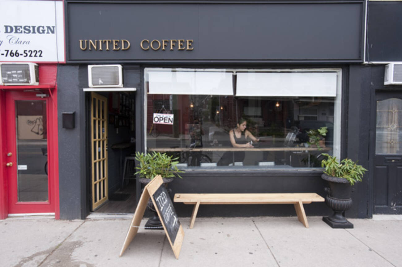 United Coffee Closed Blogto Toronto