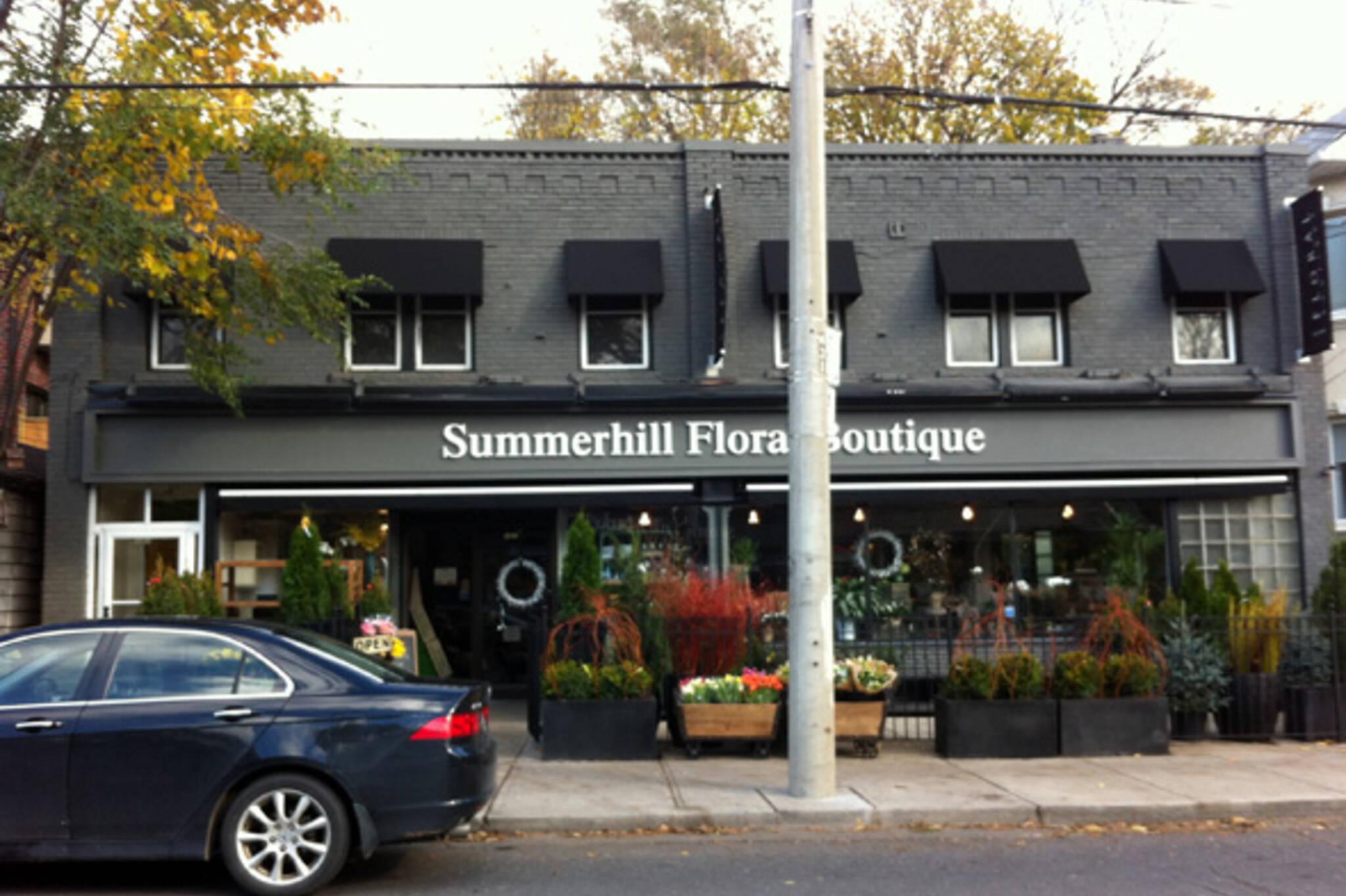 Summerhill Floral Boutique (Mt. Pleasant)