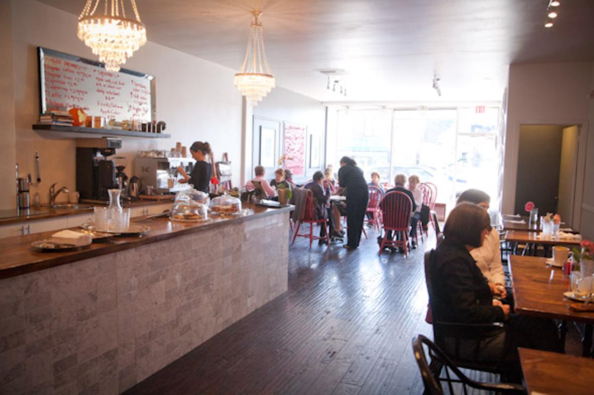 Cafe St Germain