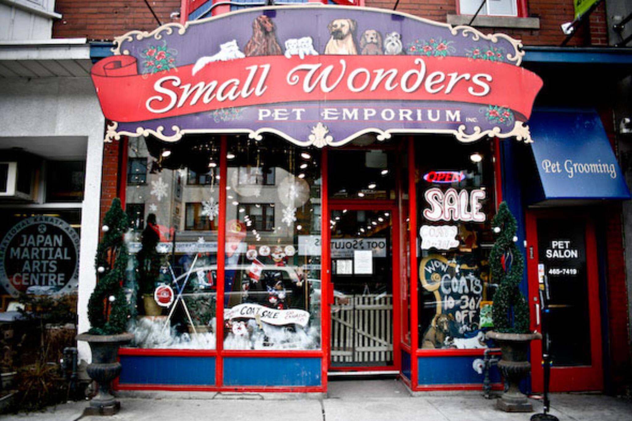 Small Wonders Pet Emporium