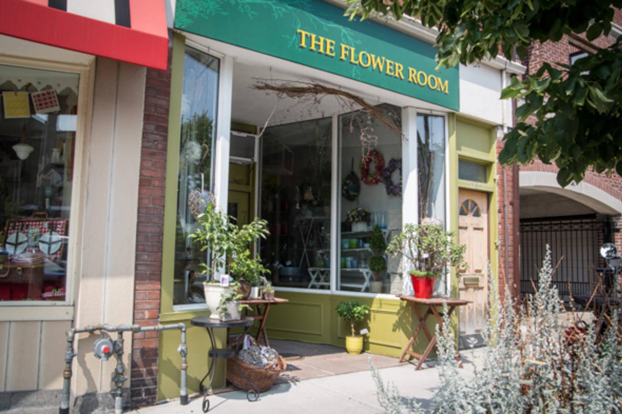 Flower Room Toronto