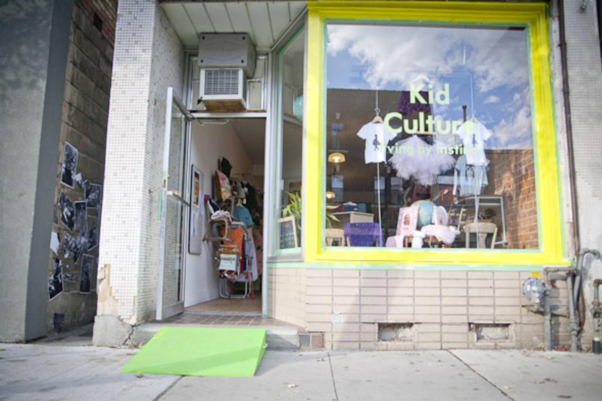 Kid Culture Toronto