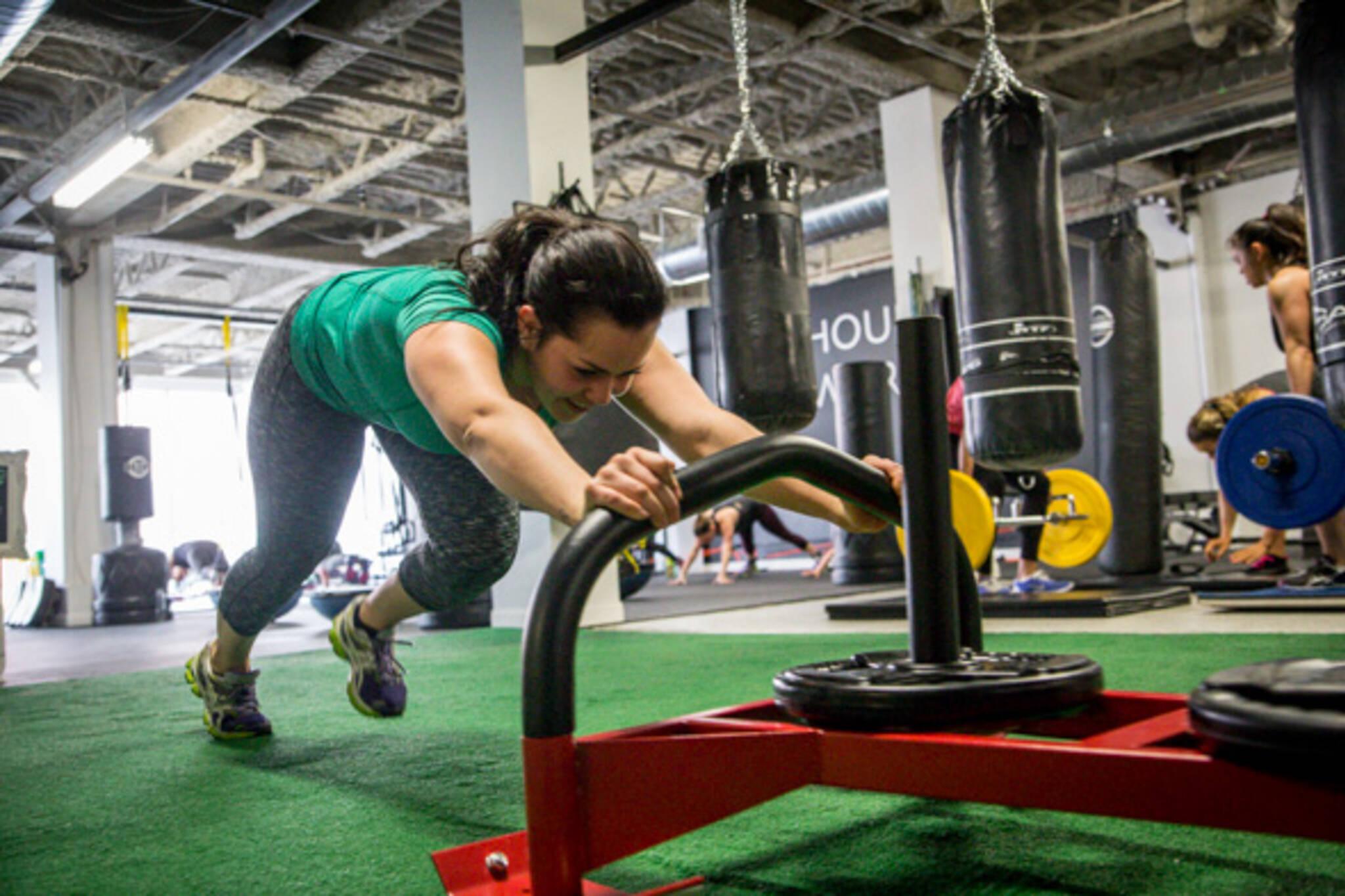 hourglass fitness toronto