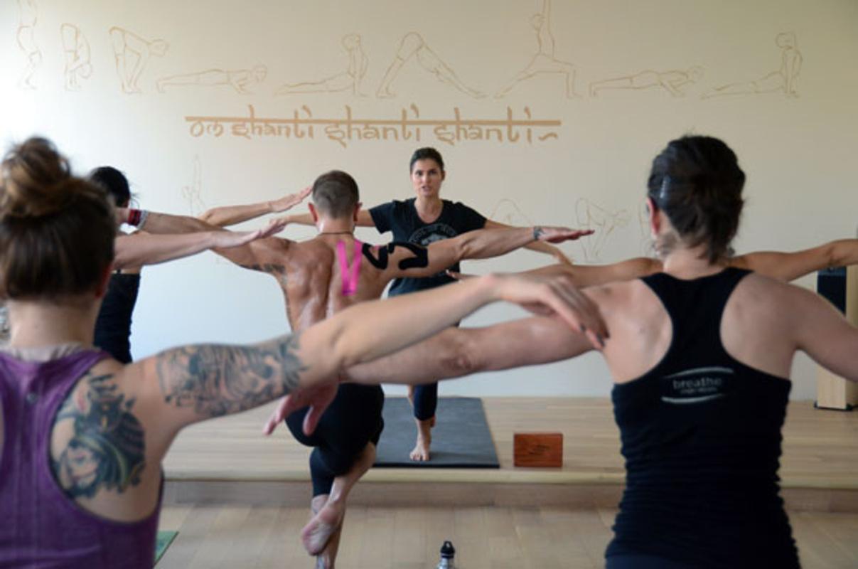 breathe yoga junction
