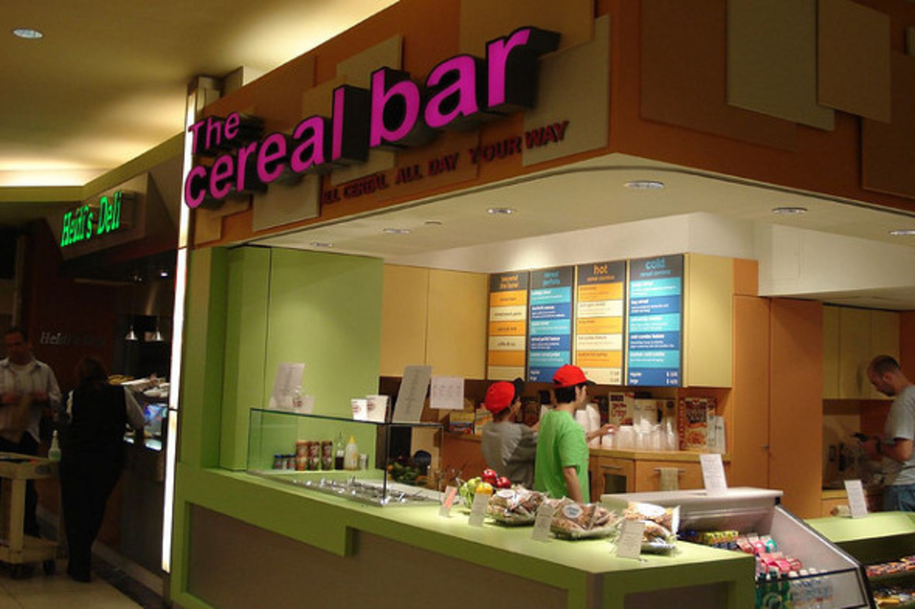 The Cereal Bar Blogto Toronto