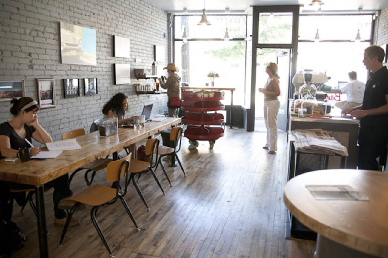 The Bandit Coffee Group Blogto Toronto