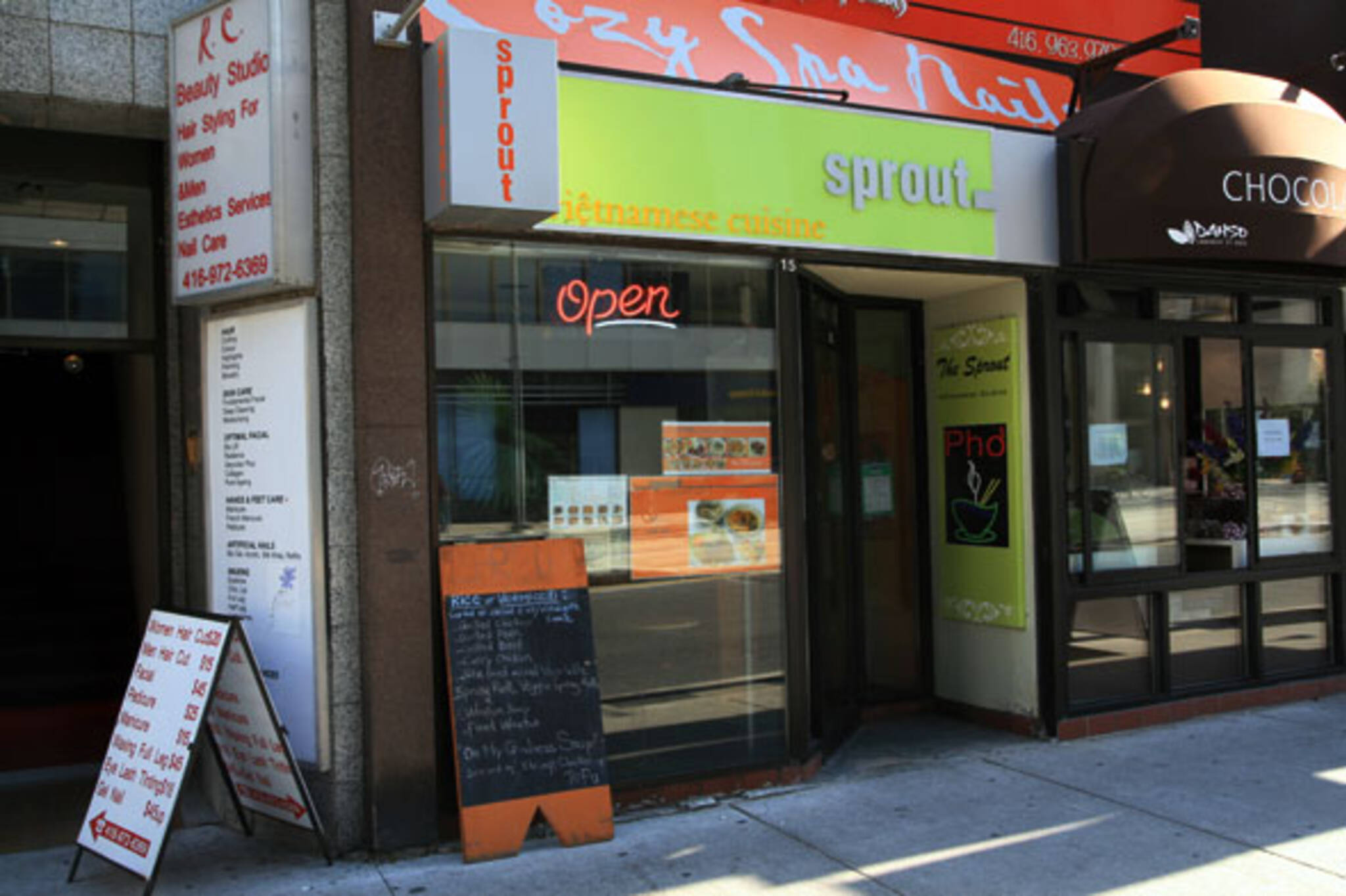 Sprout Toronto