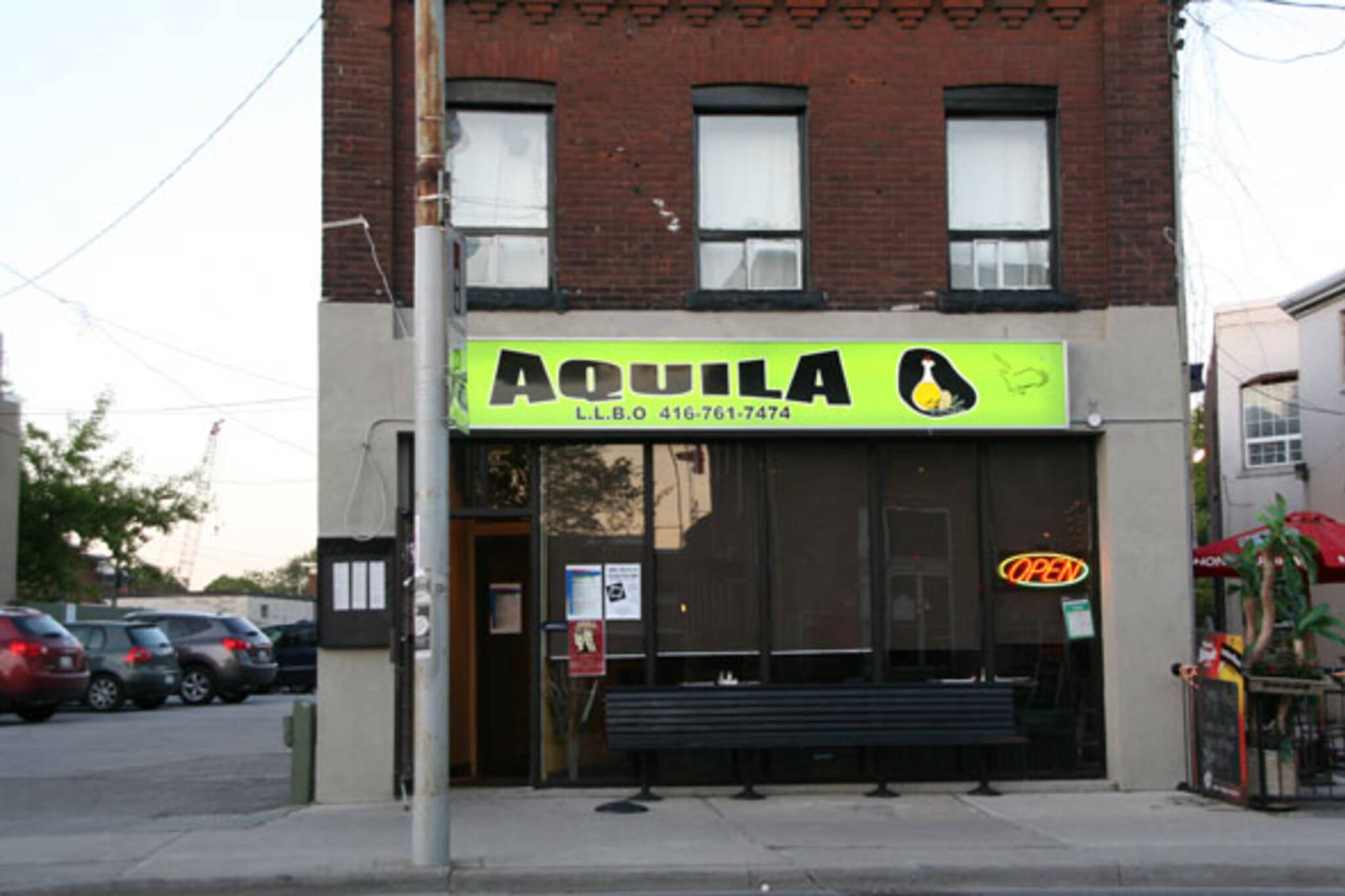 Aquila Toronto