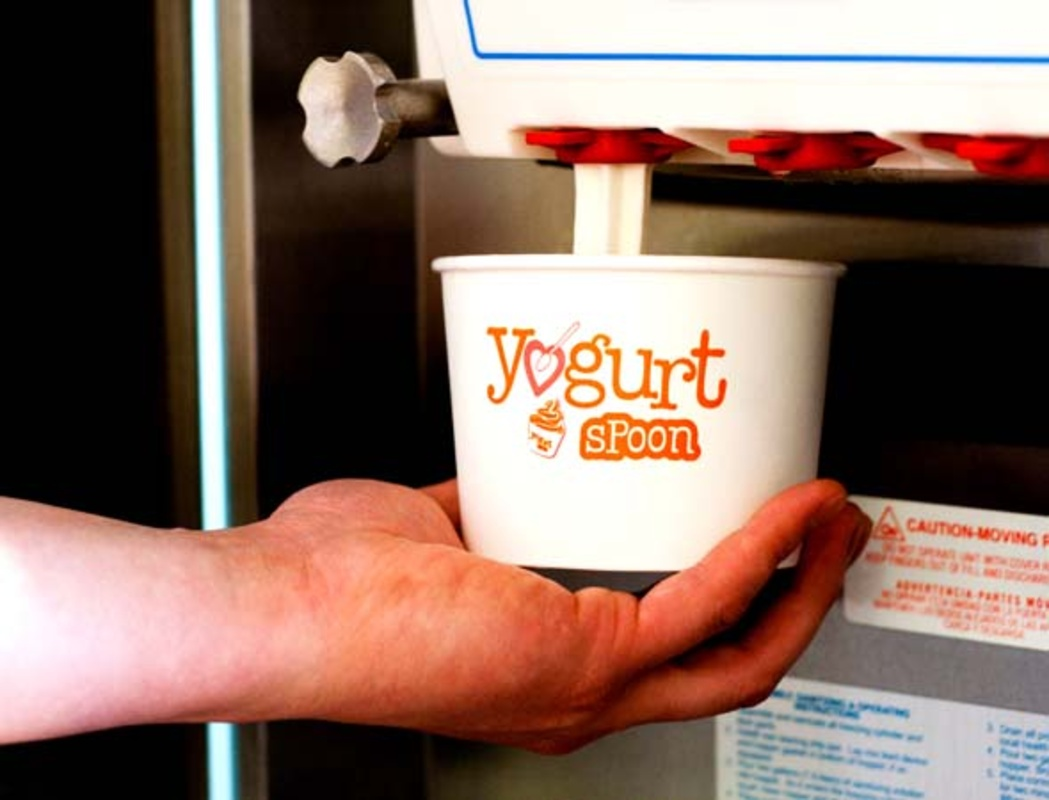 Yogurt Spoon