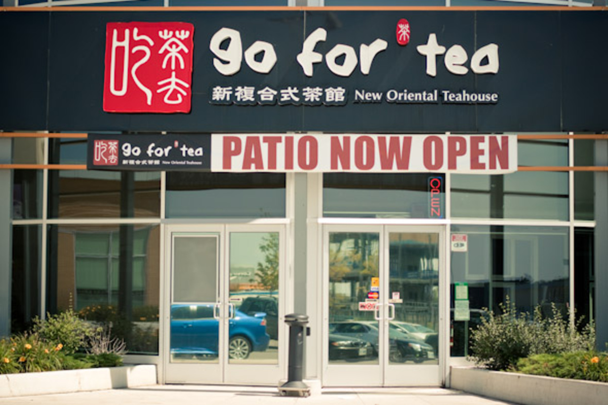 Go For Tea Toronto