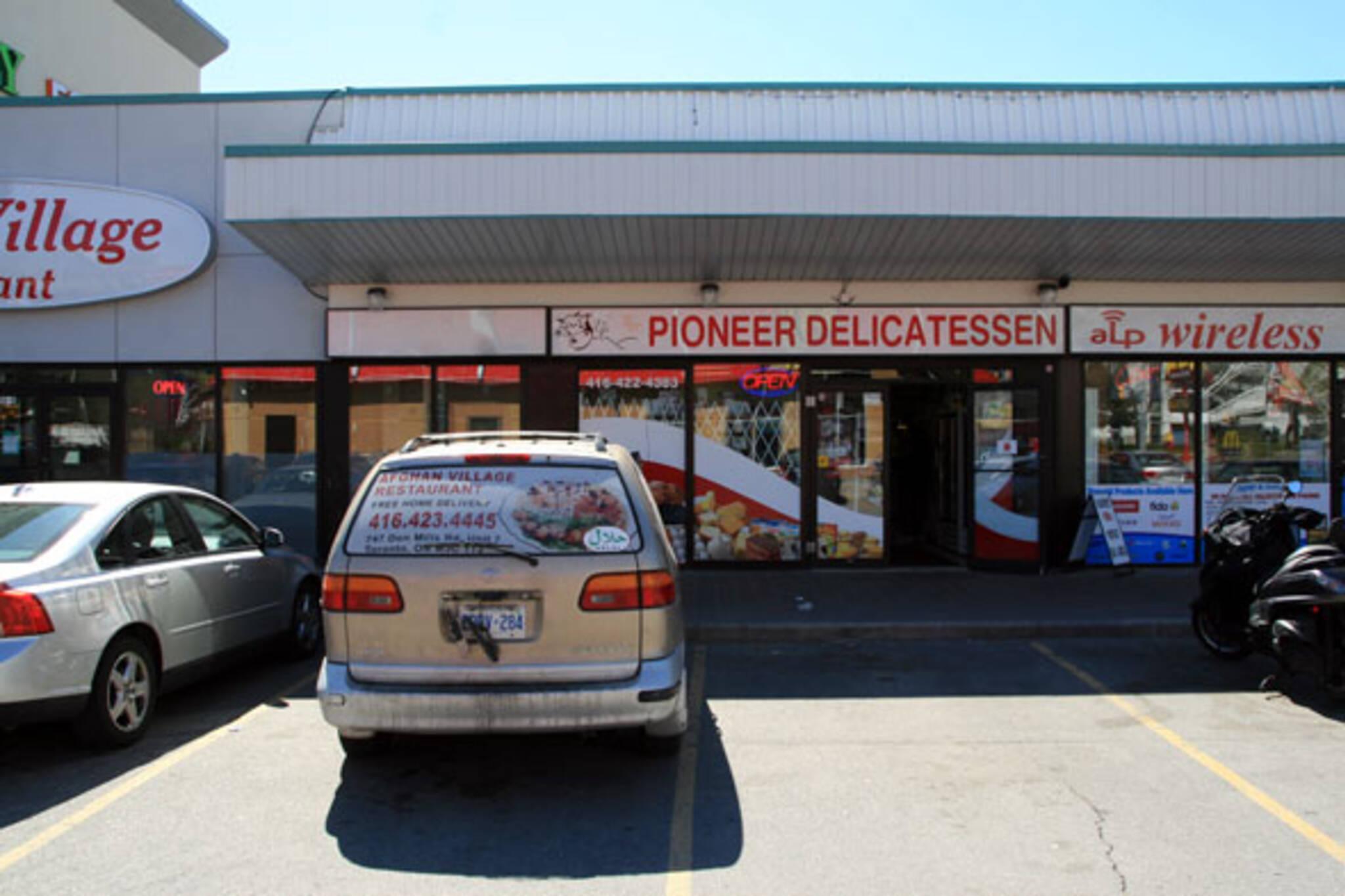 Pioneer Delicatessen
