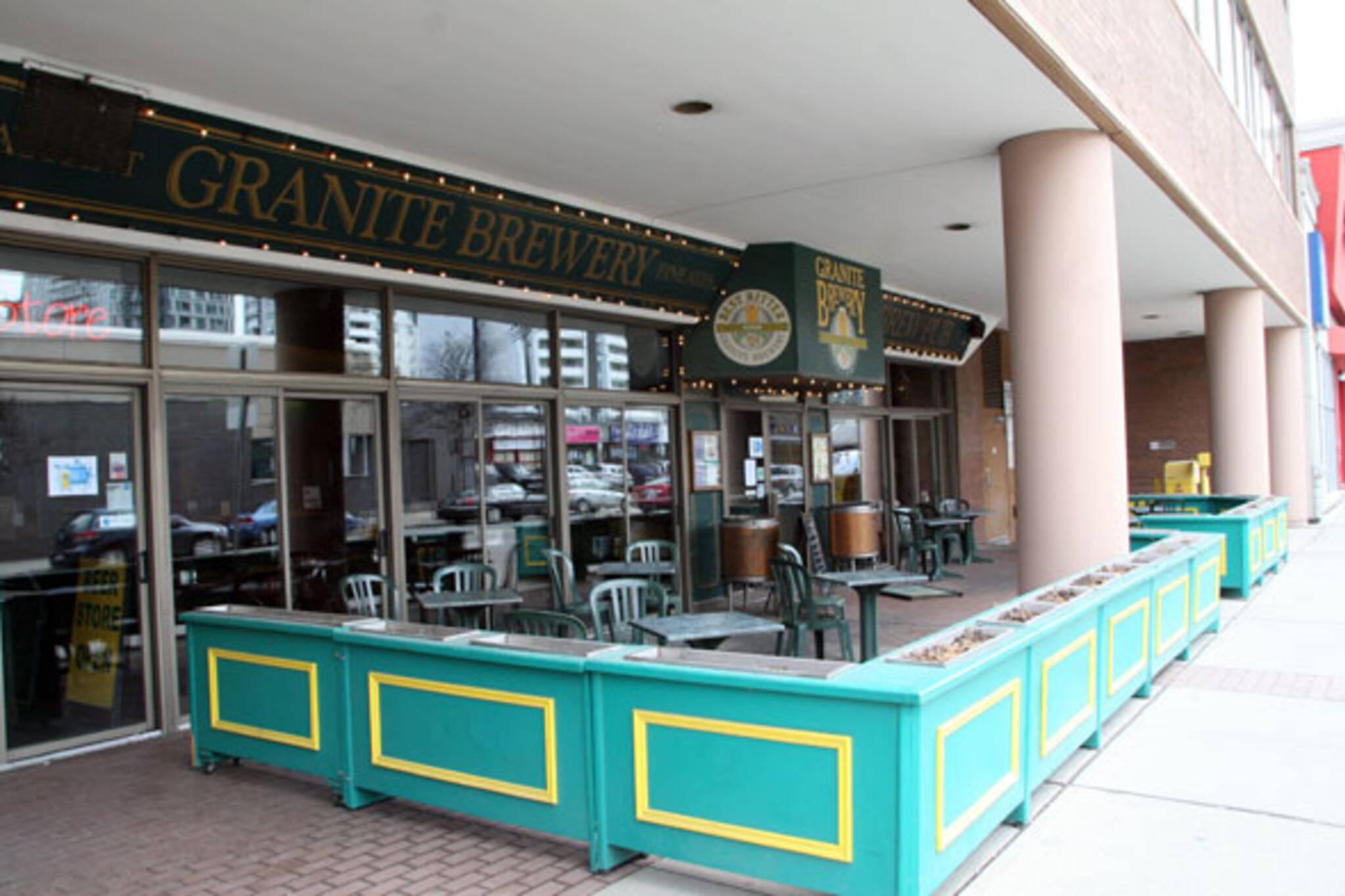 Granite Brewery