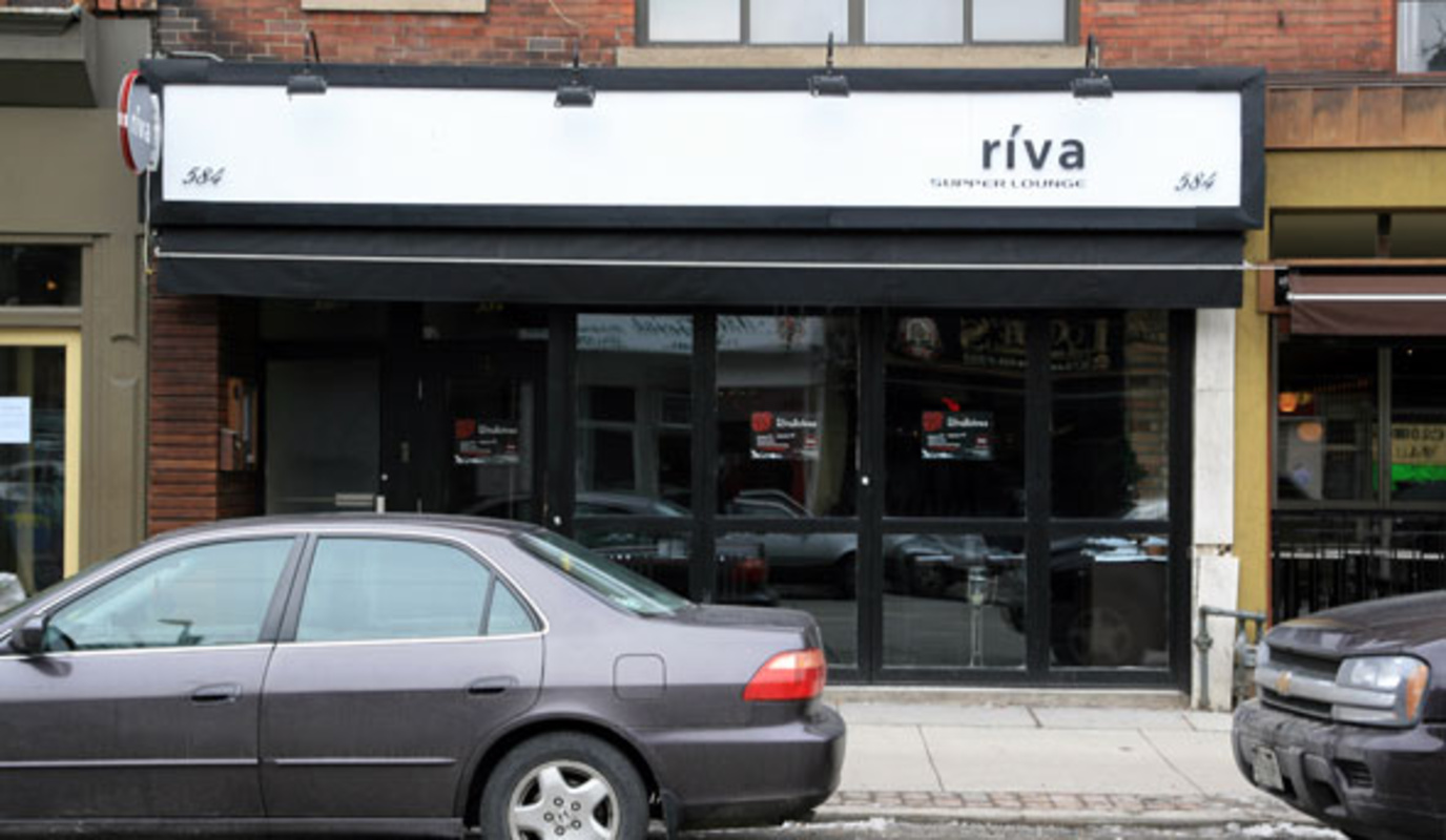 Riva Supper Lounge