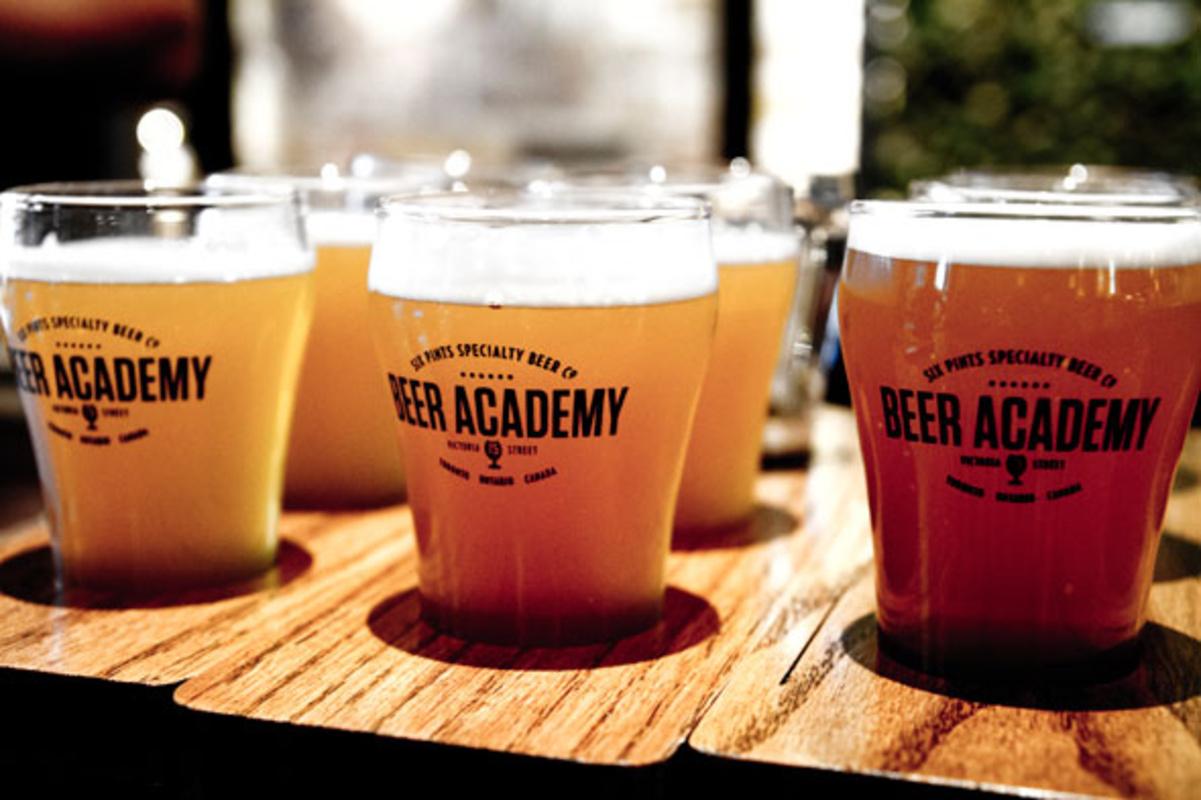 the beer academy toronto