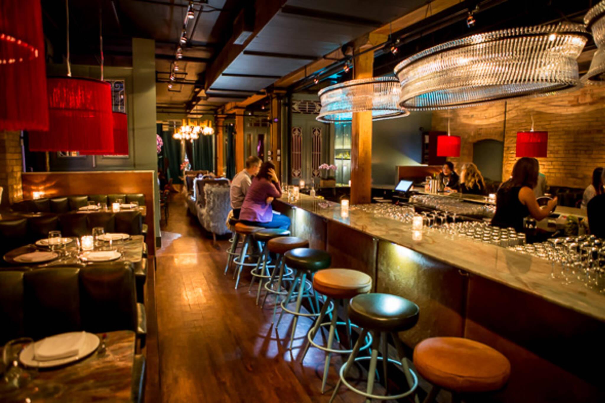 Best Restaurants Toronto Downtown West