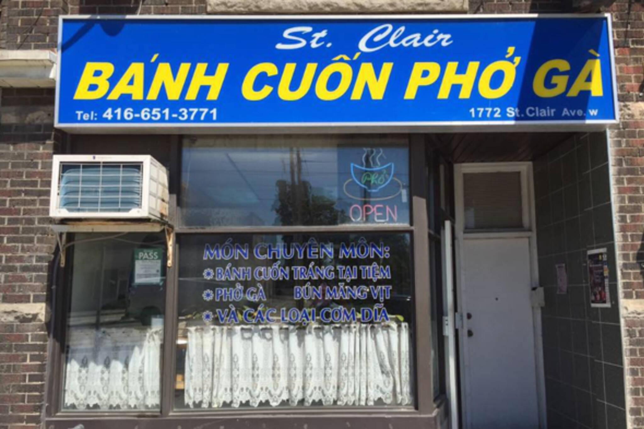 Pho Ga Banh Cuon toronto