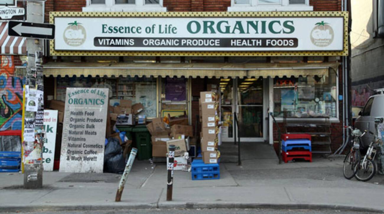 Health Food Kensington Market