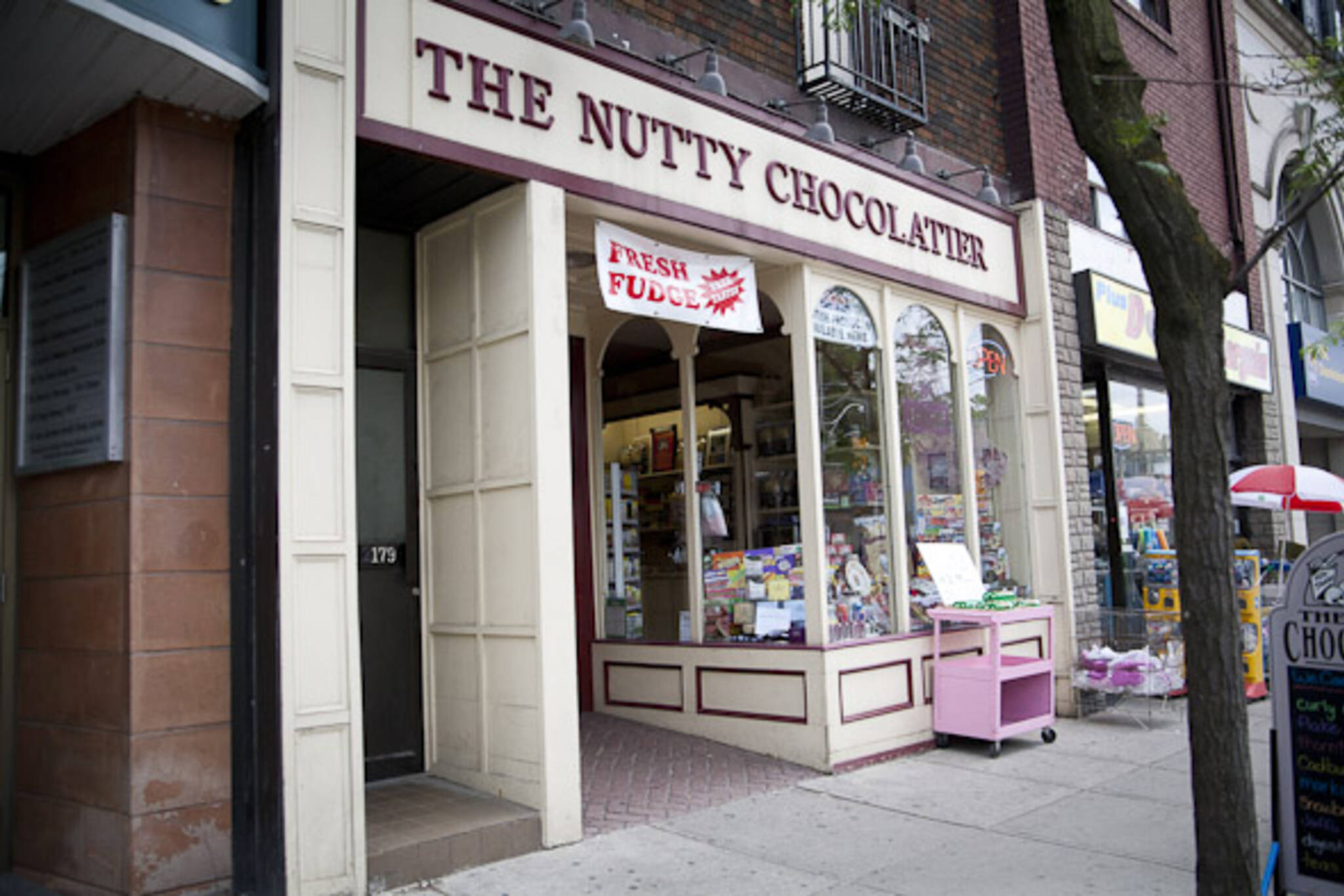 Nutty Chocolatier Toronto