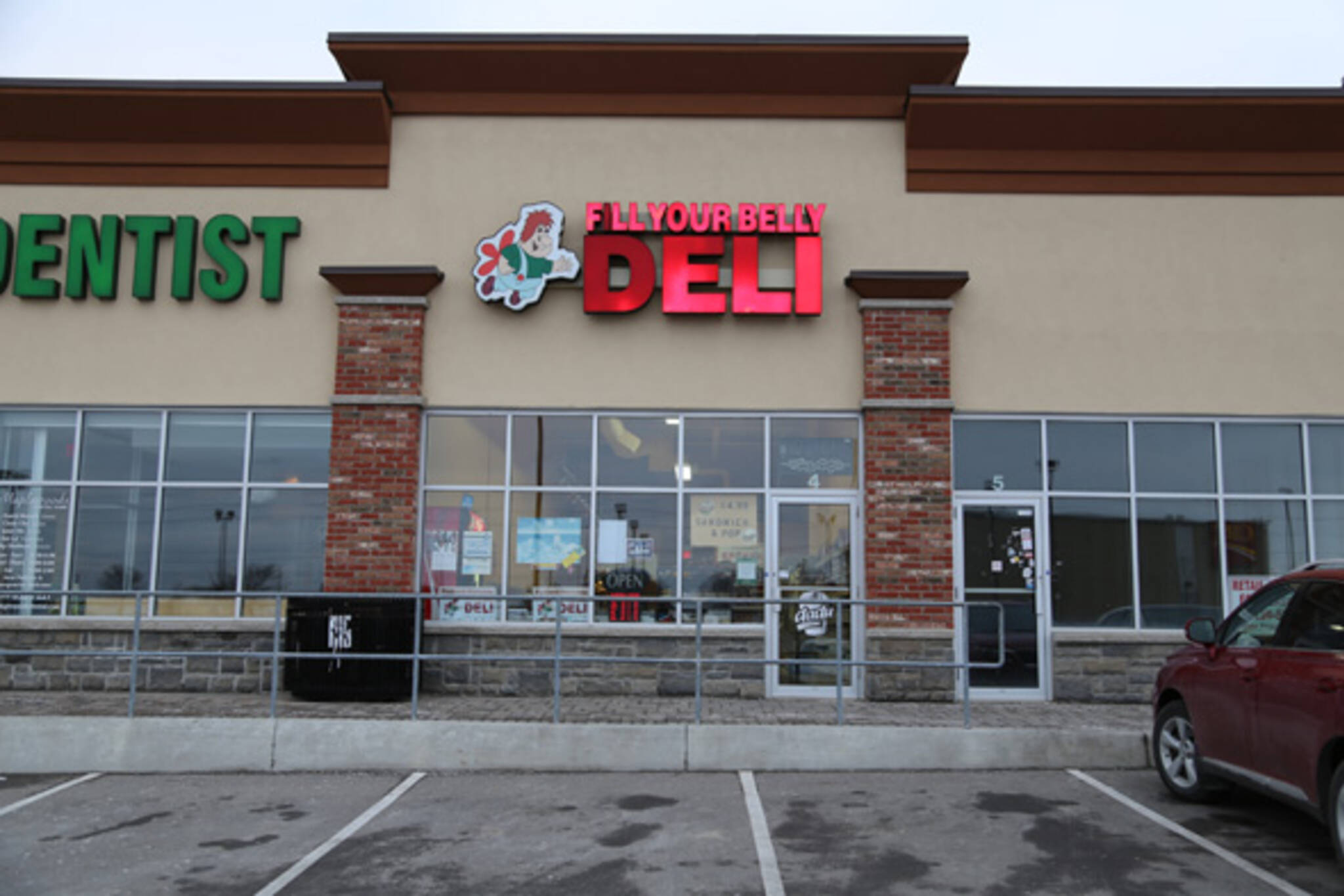 Fill Your Belly Deli