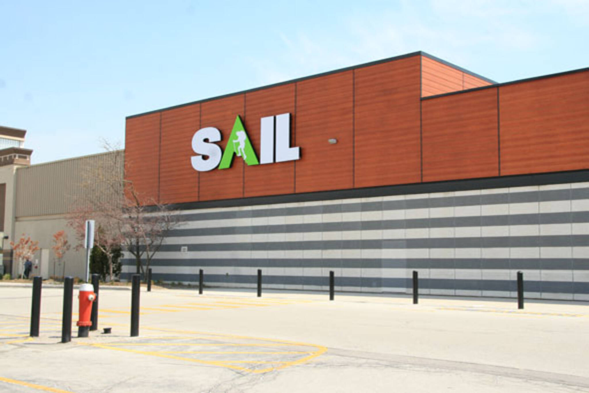 SAIL store Toronto