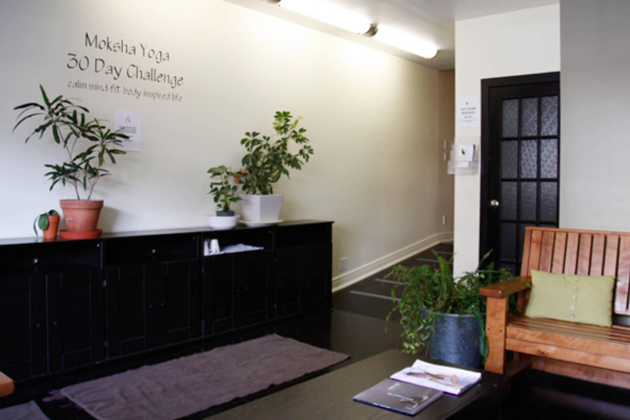 Moksha Yoga Toronto