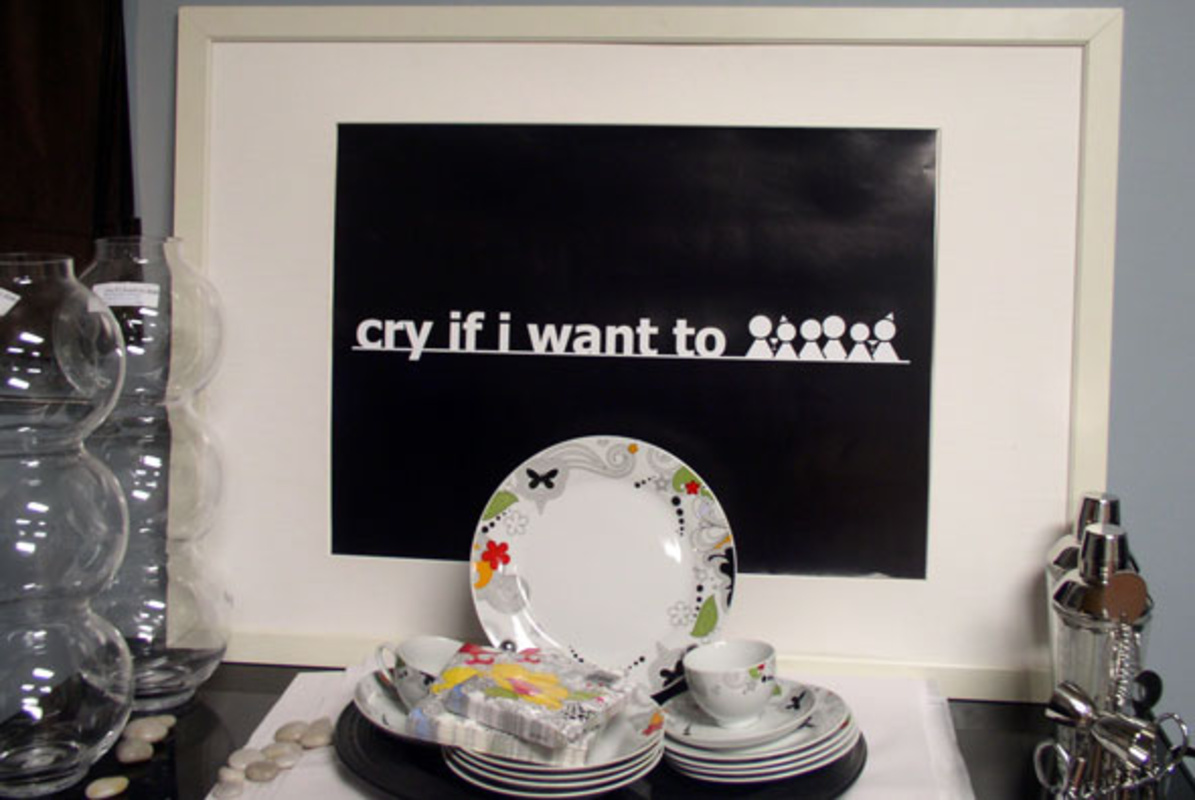 Cry If I Want To