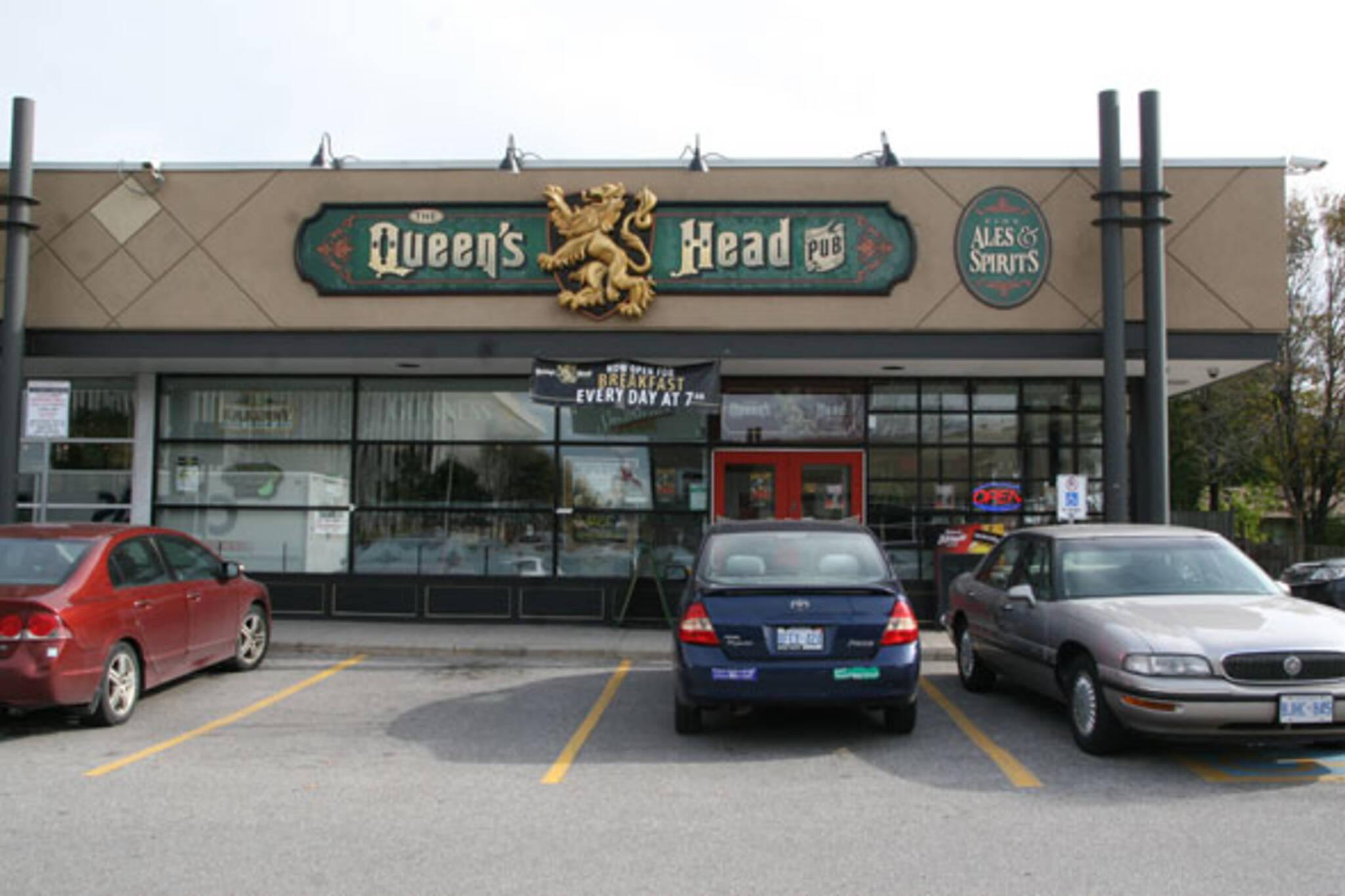 The Queenshead Pub (Scarborough) Toronto
