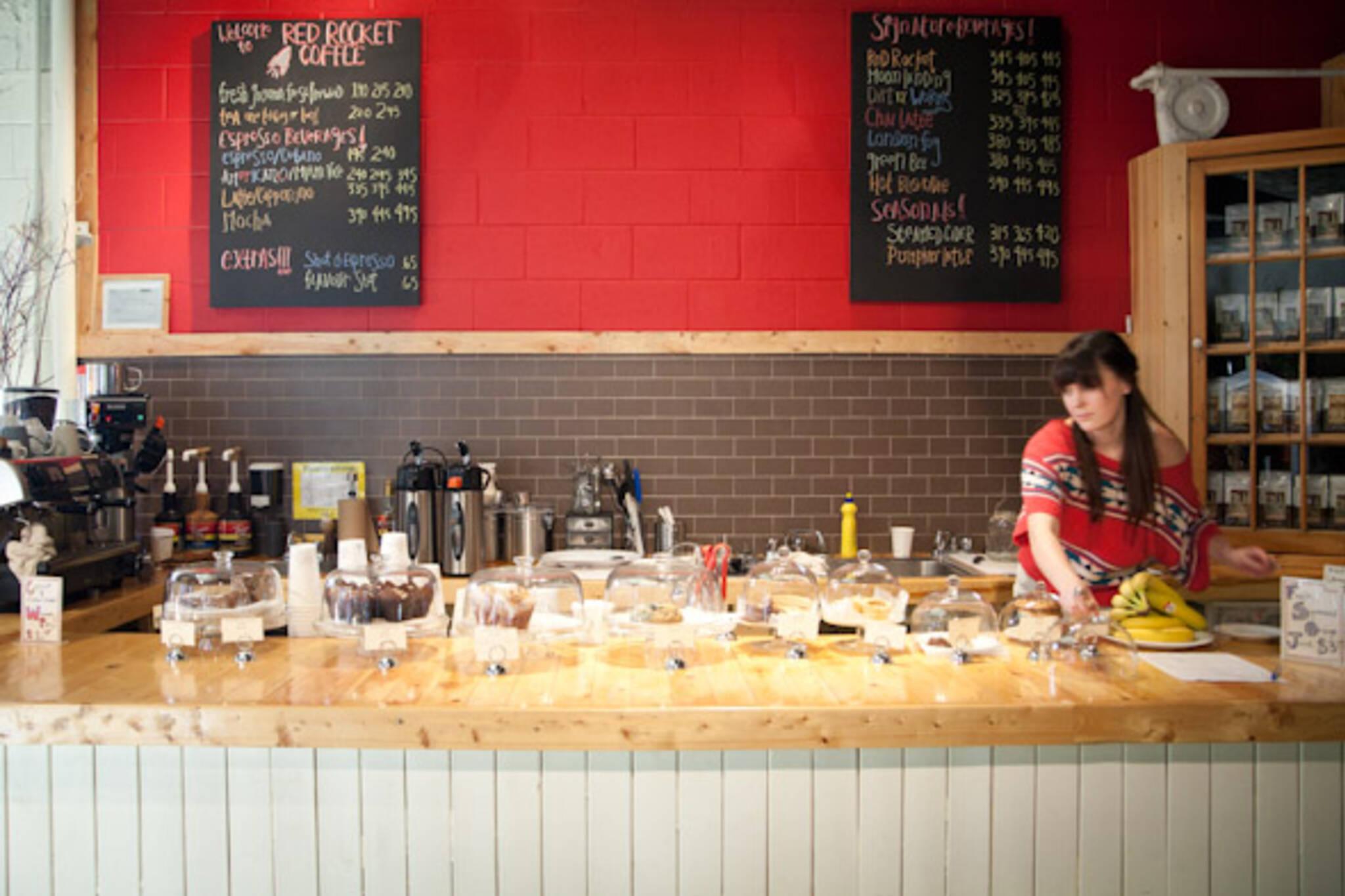 Red Rocket Cafe