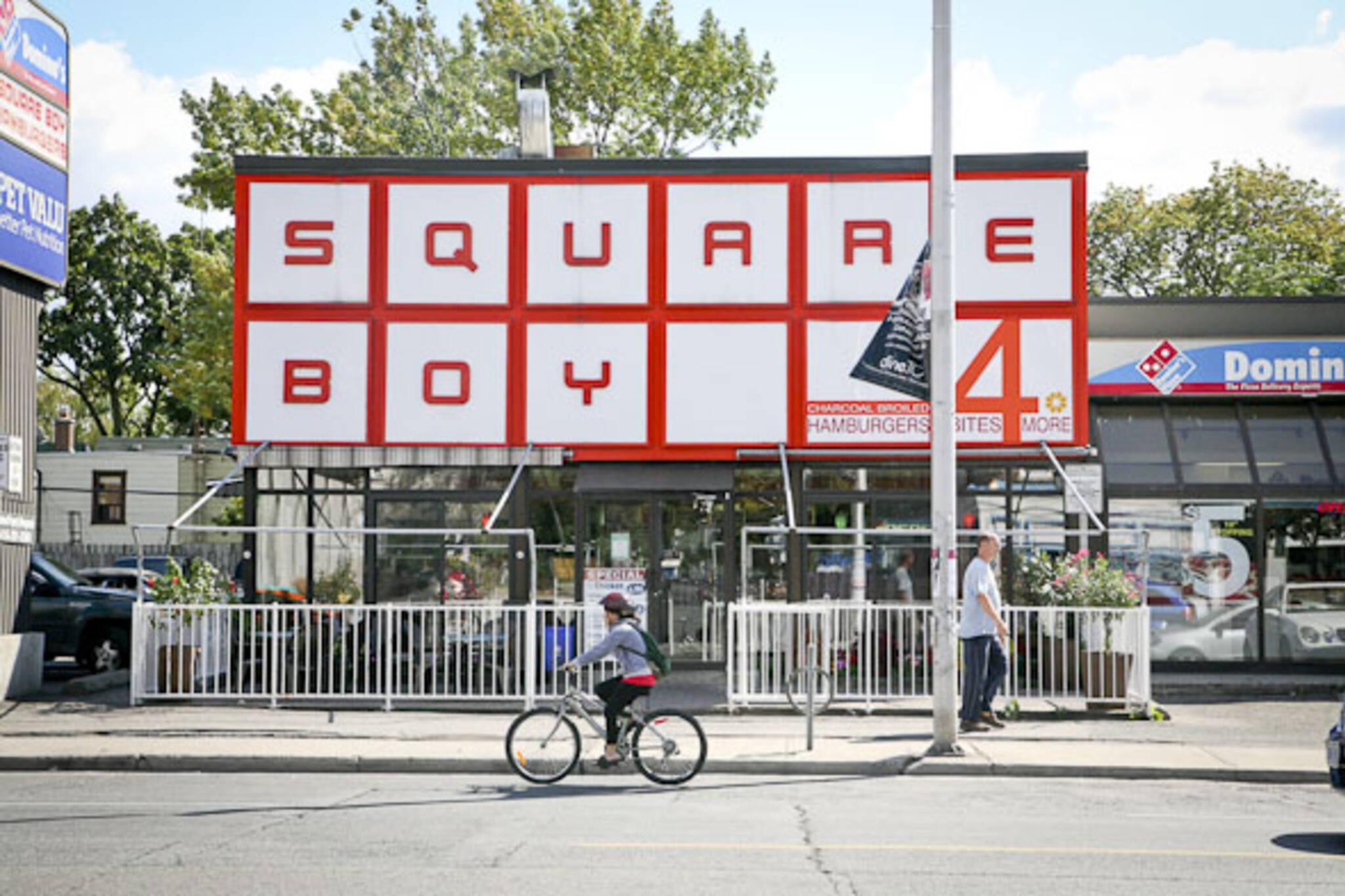 Square Boy Greek Toronto