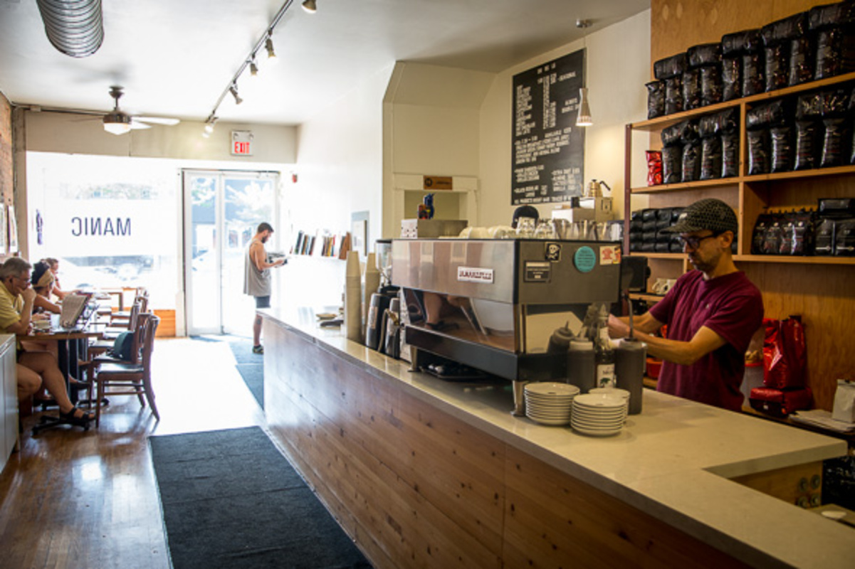 Manic Coffee Toronto