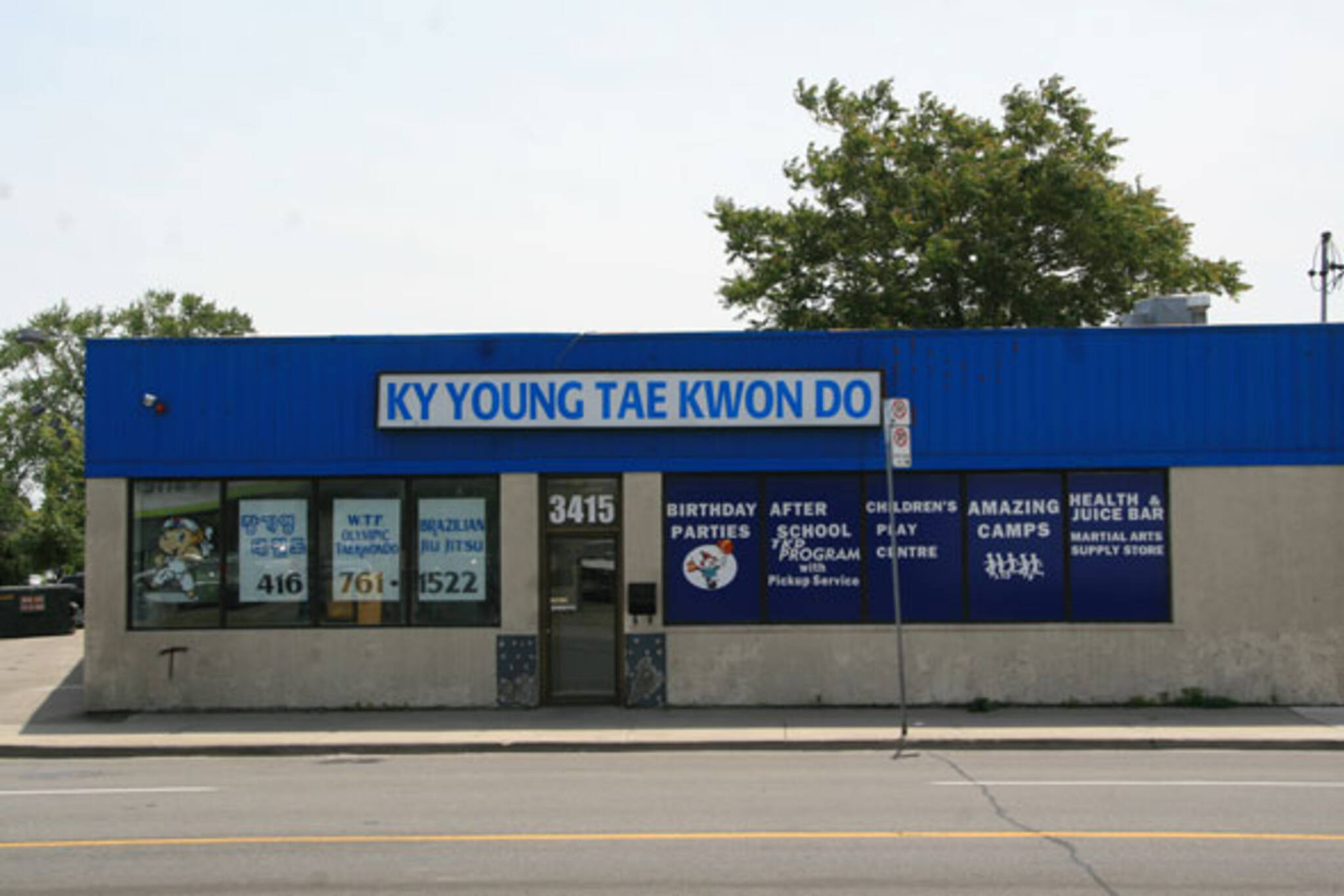 Ky Young Tae Kwon Do
