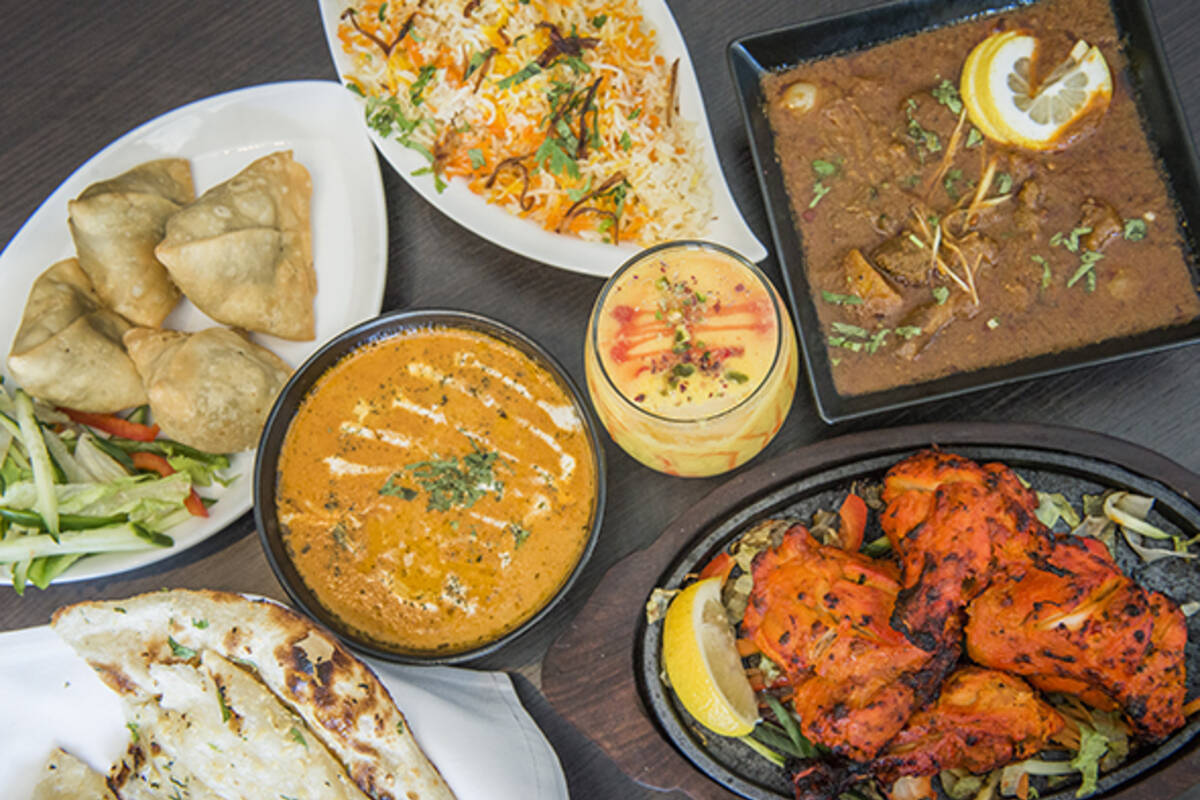 Saffron spice kitchen blogto toronto for Agra fine indian cuisine menu