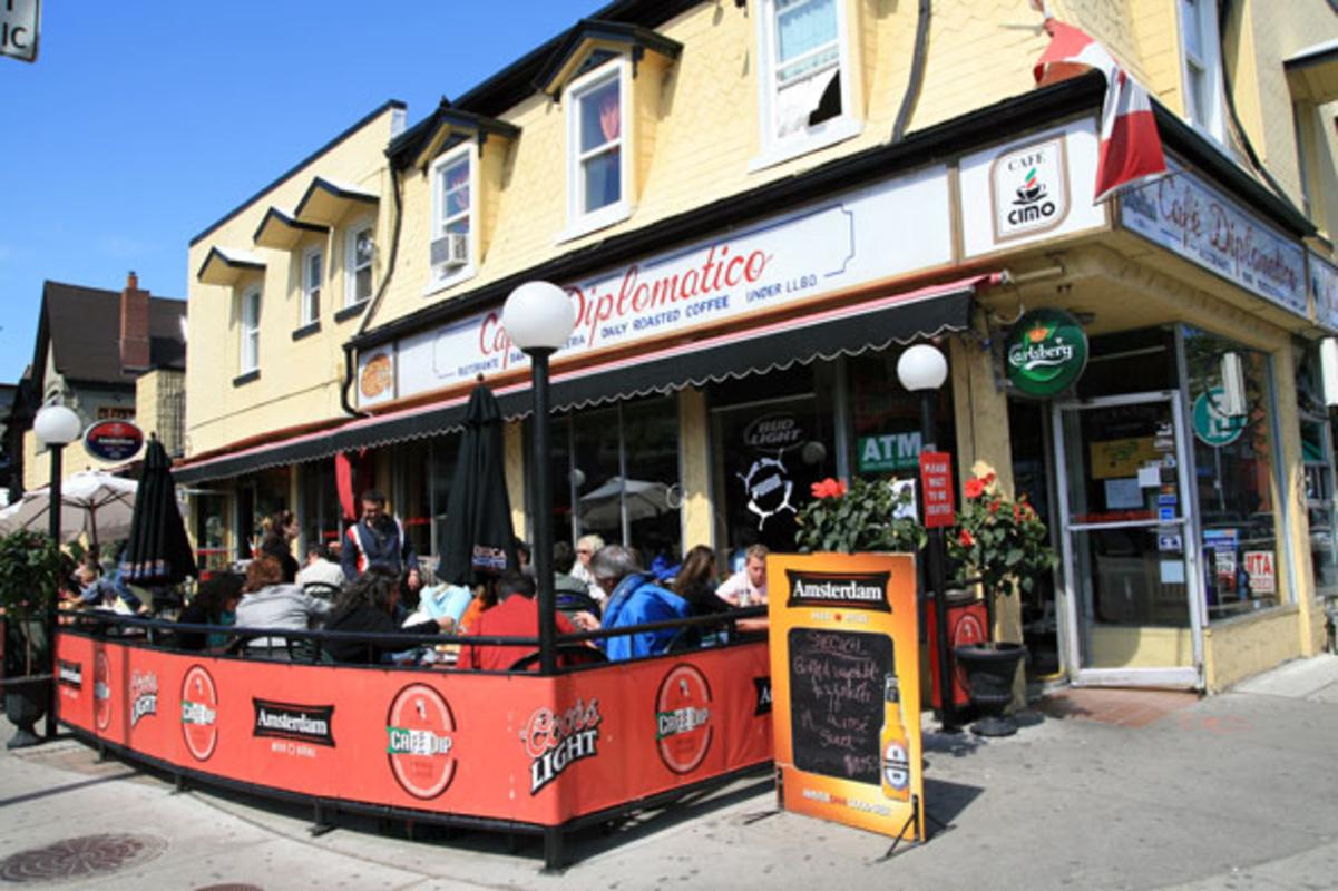 Cafe Diplomatico