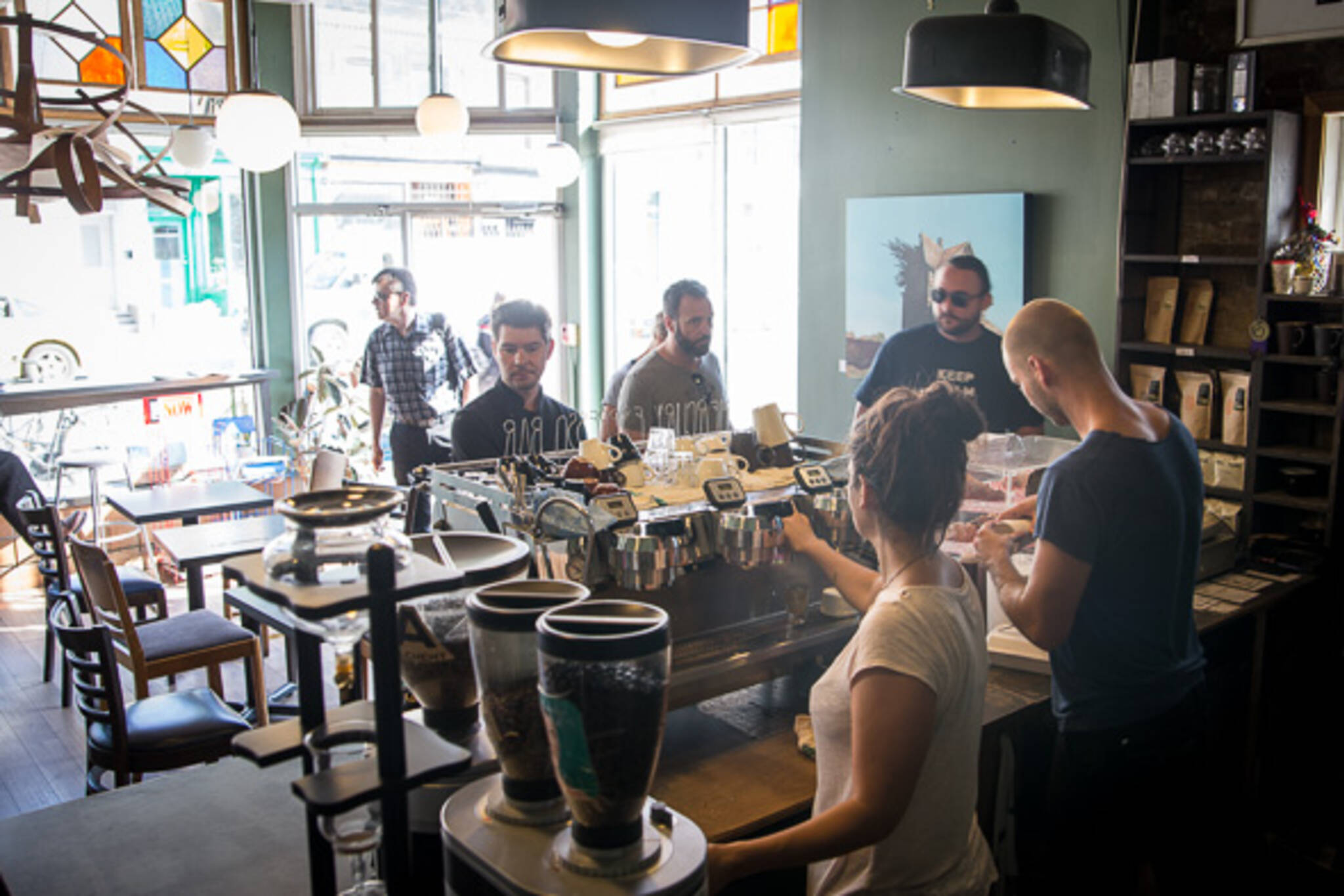 Mercury Espresso Toronto