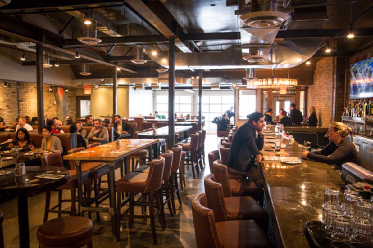 Union Social Eatery Toronto