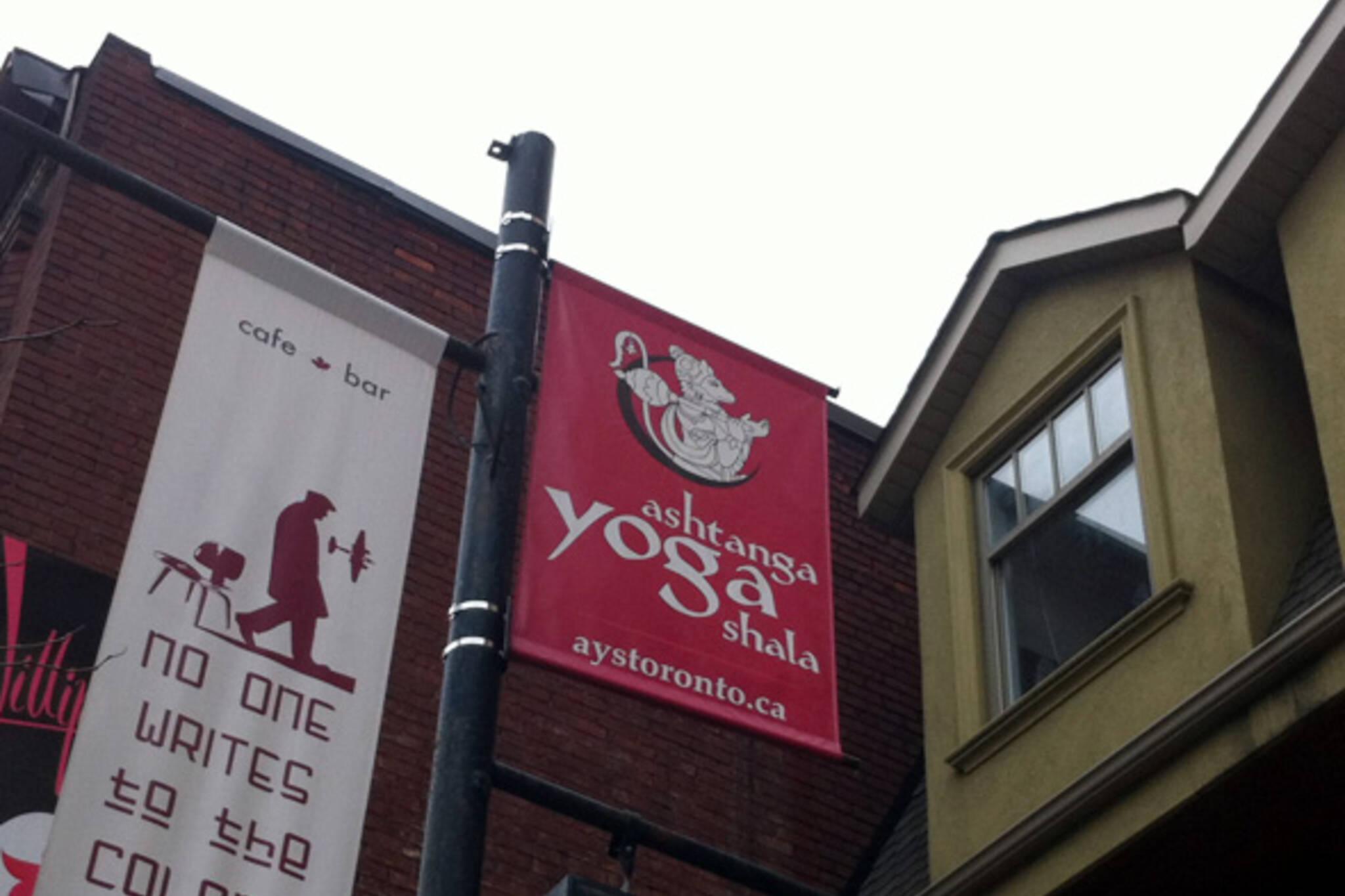 Ashtanga Yoga Shala Toronto