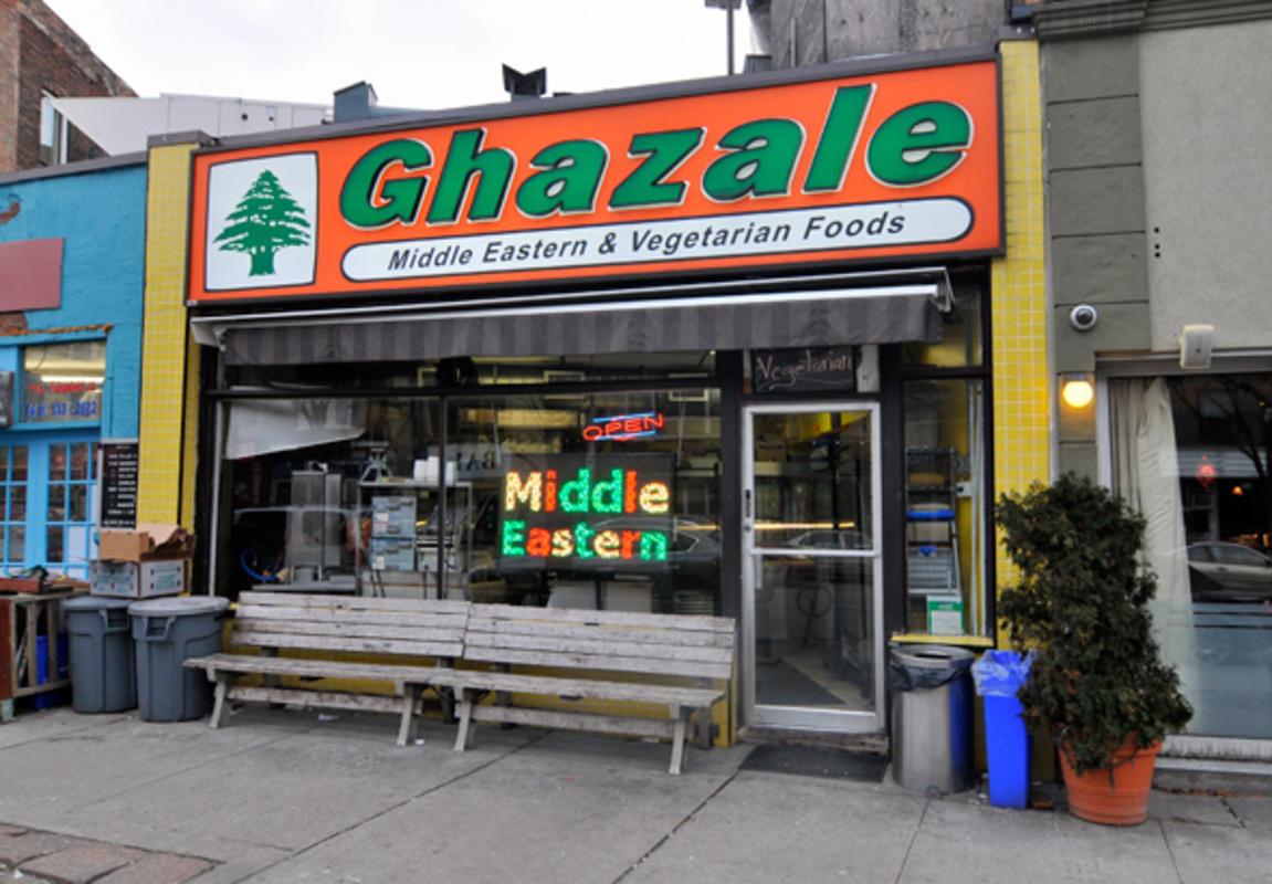 Ghazale Toronto