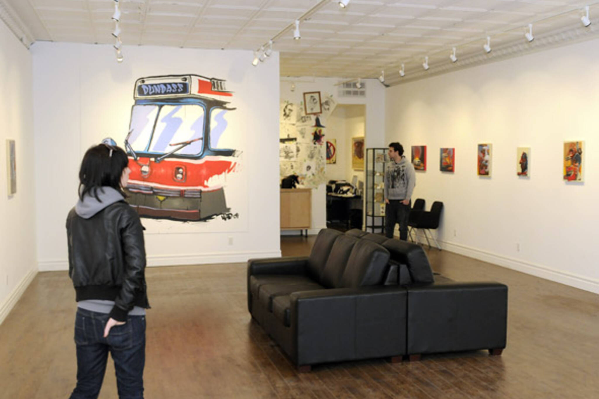 Show and Tell Gallery Toronto