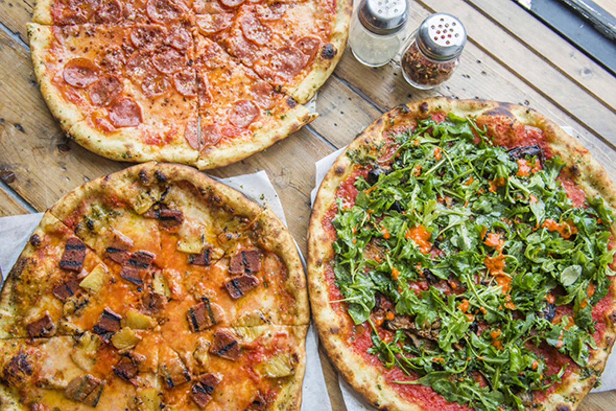 Village Pizza Toronto