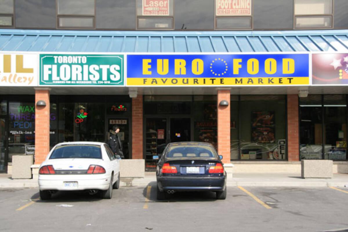 Euro Food Store