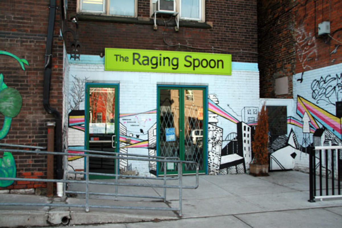 Raging Spoon